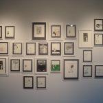 Galerie Tzara, Québec / accrochage de la série